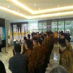 Pelantikan Pejabat ESDM